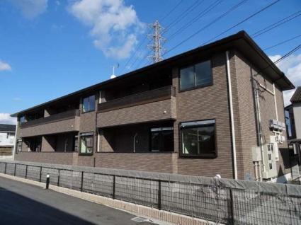 奈良県大和高田市、高田駅徒歩15分の築1年 2階建の賃貸アパート