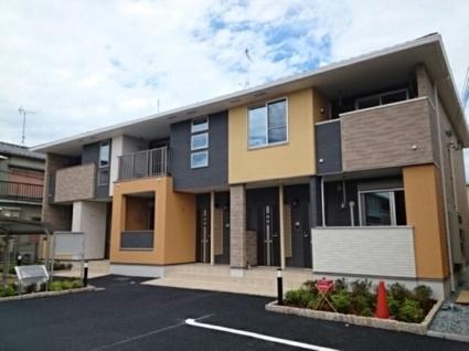 奈良県大和高田市、高田市駅徒歩13分の新築 2階建の賃貸アパート