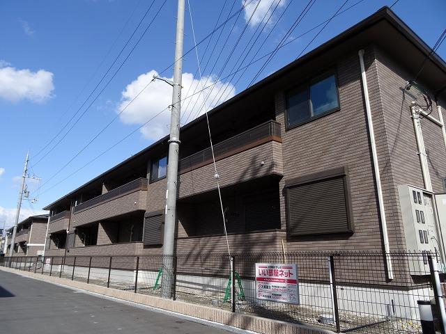 奈良県大和高田市、大和高田駅徒歩11分の新築 2階建の賃貸アパート