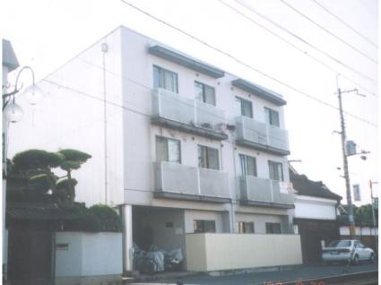 奈良県磯城郡田原本町、田原本駅徒歩2分の築27年 3階建の賃貸マンション