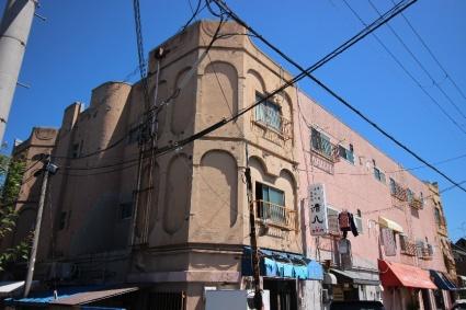 奈良県大和高田市、高田駅徒歩9分の築47年 3階建の賃貸マンション