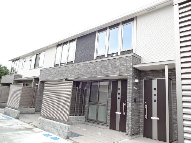 奈良県五條市、五条駅徒歩10分の新築 2階建の賃貸アパート