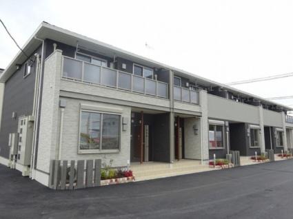 奈良県葛城市、大和新庄駅徒歩22分の新築 2階建の賃貸アパート