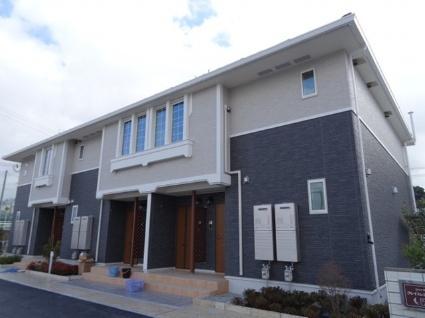 奈良県五條市、五条駅バス12分辯天宗御廟下車後徒歩1分の新築 2階建の賃貸アパート