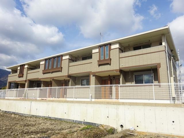 奈良県御所市、御所駅徒歩21分の新築 2階建の賃貸アパート