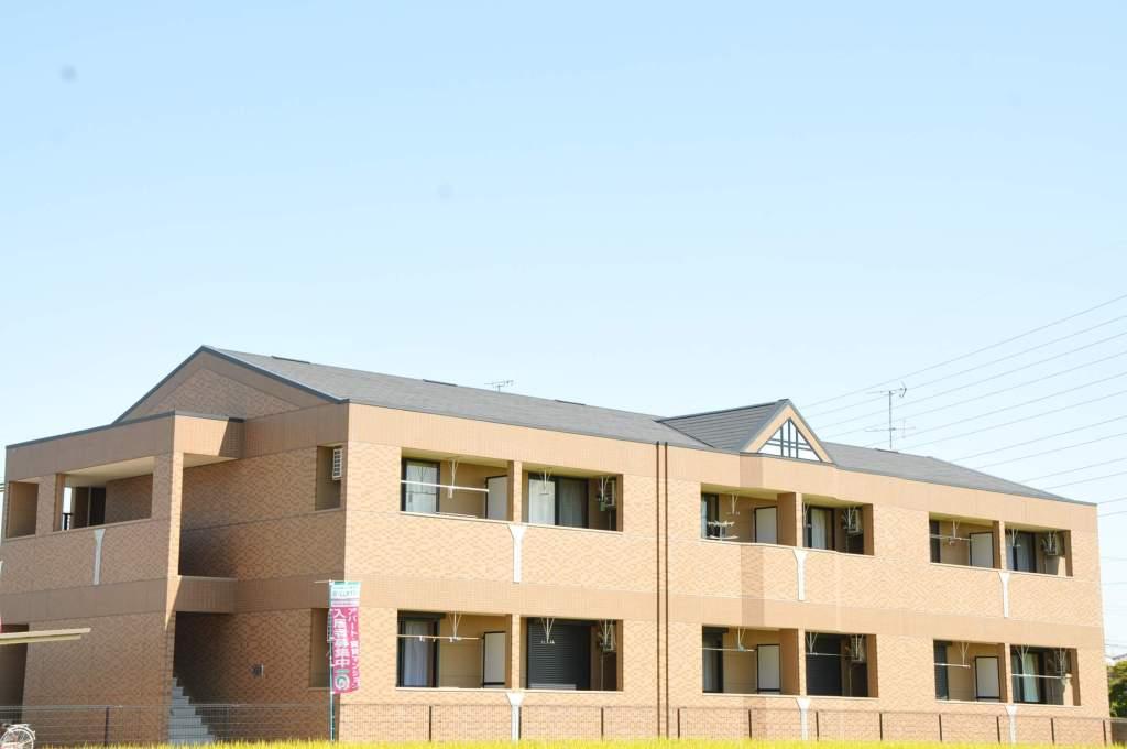 奈良県大和高田市、尺土駅徒歩13分の築6年 2階建の賃貸アパート