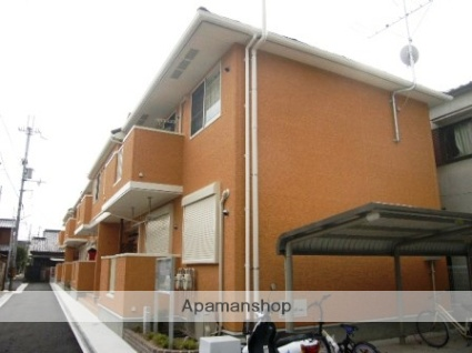 奈良県大和高田市、高田市駅徒歩18分の築7年 2階建の賃貸アパート