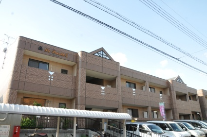 奈良県北葛城郡広陵町、五位堂駅徒歩20分の築14年 2階建の賃貸アパート