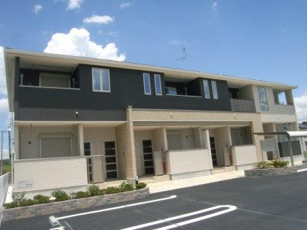 奈良県葛城市、大和新庄駅徒歩17分の築6年 2階建の賃貸アパート