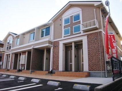 奈良県大和高田市、高田市駅徒歩10分の築5年 2階建の賃貸アパート