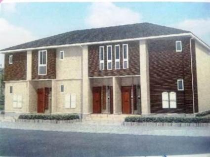 奈良県五條市、五条駅徒歩11分の築6年 2階建の賃貸アパート