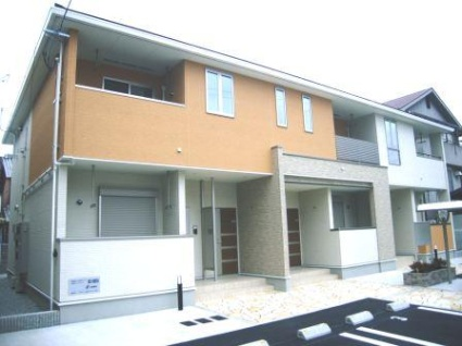奈良県大和高田市、高田市駅徒歩13分の築4年 2階建の賃貸アパート