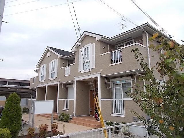 奈良県大和高田市、大和高田駅徒歩8分の築11年 2階建の賃貸アパート