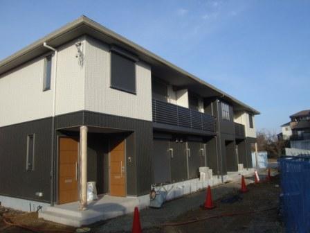 奈良県大和高田市、築山駅徒歩14分の築4年 2階建の賃貸アパート