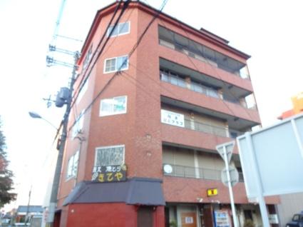 奈良県桜井市、桜井駅徒歩7分の築32年 5階建の賃貸マンション