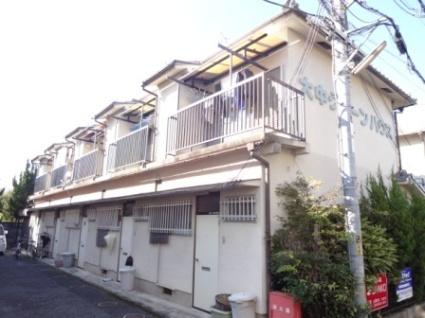 奈良県大和高田市、高田駅徒歩13分の築21年 2階建の賃貸一戸建て