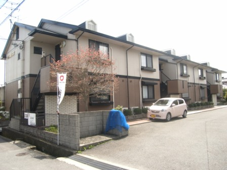 奈良県葛城市、近鉄新庄駅徒歩10分の築21年 2階建の賃貸アパート