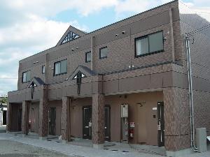 奈良県五條市、五条駅徒歩6分の築10年 2階建の賃貸アパート