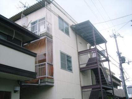 奈良県橿原市、真菅駅徒歩6分の築35年 3階建の賃貸マンション