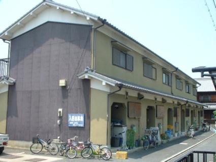 奈良県橿原市、耳成駅徒歩4分の築24年 2階建の賃貸アパート