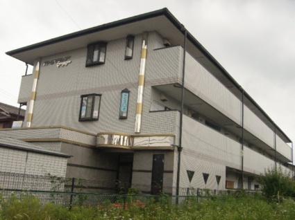 奈良県橿原市、真菅駅徒歩7分の築21年 3階建の賃貸マンション