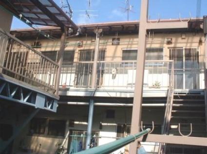 奈良県磯城郡川西町、ファミリー公園前駅徒歩25分の築45年 2階建の賃貸アパート