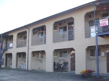 奈良県磯城郡三宅町、石見駅徒歩15分の築33年 2階建の賃貸アパート