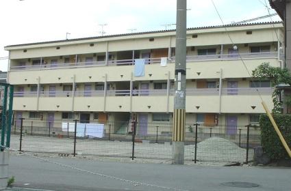 奈良県磯城郡田原本町、田原本駅徒歩3分の築40年 3階建の賃貸マンション