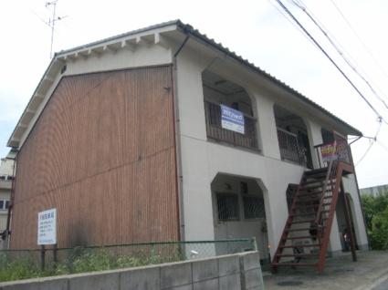 奈良県磯城郡三宅町、石見駅徒歩16分の築30年 2階建の賃貸アパート