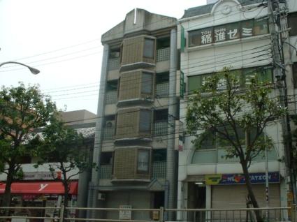 奈良県大和高田市、高田駅徒歩4分の築25年 5階建の賃貸マンション