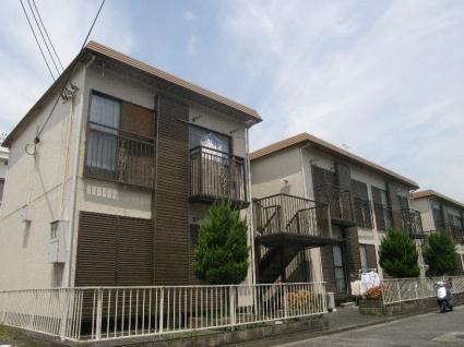 奈良県大和高田市、高田市駅徒歩10分の築31年 2階建の賃貸アパート
