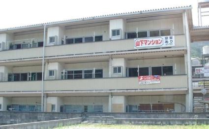 奈良県桜井市、長谷寺駅徒歩7分の築42年 3階建の賃貸マンション