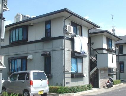 奈良県桜井市、大福駅徒歩10分の築23年 2階建の賃貸アパート