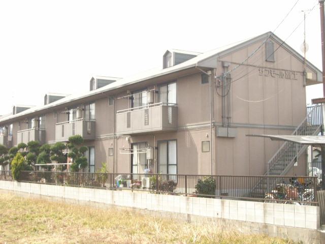 奈良県大和高田市、高田駅徒歩17分の築27年 2階建の賃貸アパート