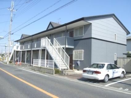 奈良県御所市、御所駅徒歩11分の築20年 2階建の賃貸アパート