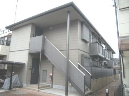 奈良県大和高田市、高田駅徒歩9分の築12年 2階建の賃貸アパート