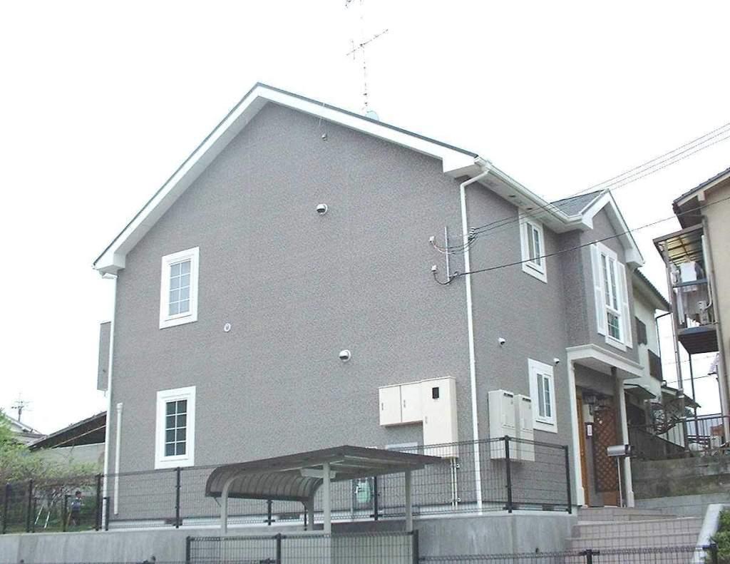 奈良県桜井市、桜井駅徒歩12分の築15年 2階建の賃貸アパート