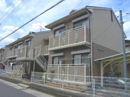 奈良県橿原市、畝傍駅徒歩26分の築25年 2階建の賃貸アパート