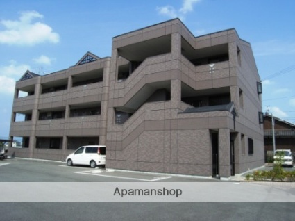 奈良県大和高田市、五位堂駅徒歩25分の築11年 3階建の賃貸アパート
