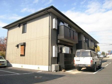 奈良県大和高田市、高田市駅徒歩10分の築17年 2階建の賃貸アパート