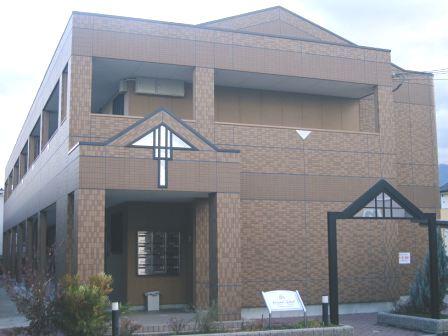 奈良県大和高田市、高田市駅徒歩13分の築10年 2階建の賃貸アパート