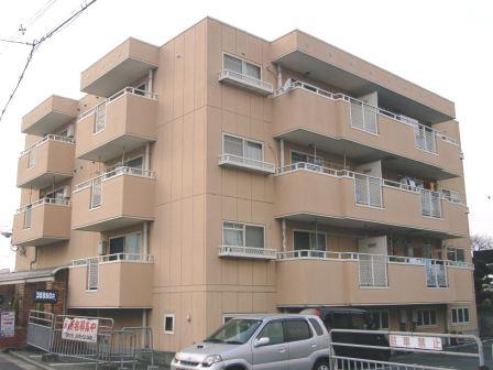 奈良県大和高田市、高田駅徒歩6分の築19年 3階建の賃貸マンション