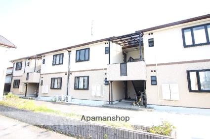 奈良県磯城郡川西町、結崎駅徒歩7分の築19年 2階建の賃貸アパート