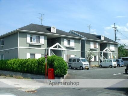奈良県葛城市、磐城駅徒歩6分の築27年 2階建の賃貸アパート
