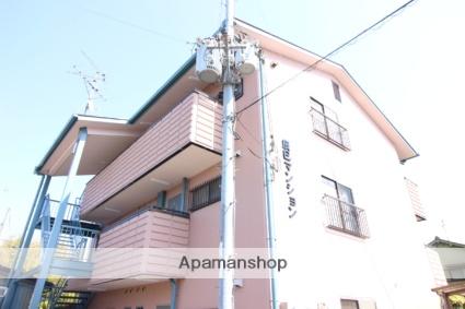 奈良県磯城郡田原本町、田原本駅徒歩5分の築28年 3階建の賃貸マンション