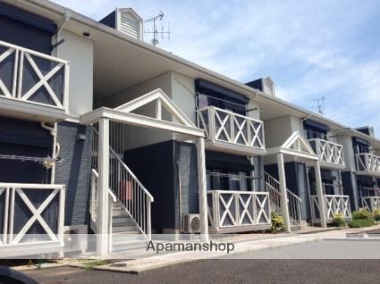 奈良県磯城郡川西町、結崎駅徒歩10分の築23年 2階建の賃貸アパート