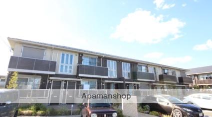 奈良県磯城郡田原本町、但馬駅徒歩12分の築1年 2階建の賃貸アパート