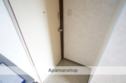 シャンクレール奈良[1K/16m2]の玄関