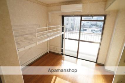 シャンクレール奈良[1K/16m2]のリビング・居間