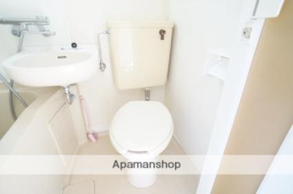 シャンクレール奈良[1K/16m2]のトイレ